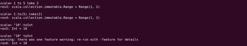 Ngôn ngữ lập trình Scala