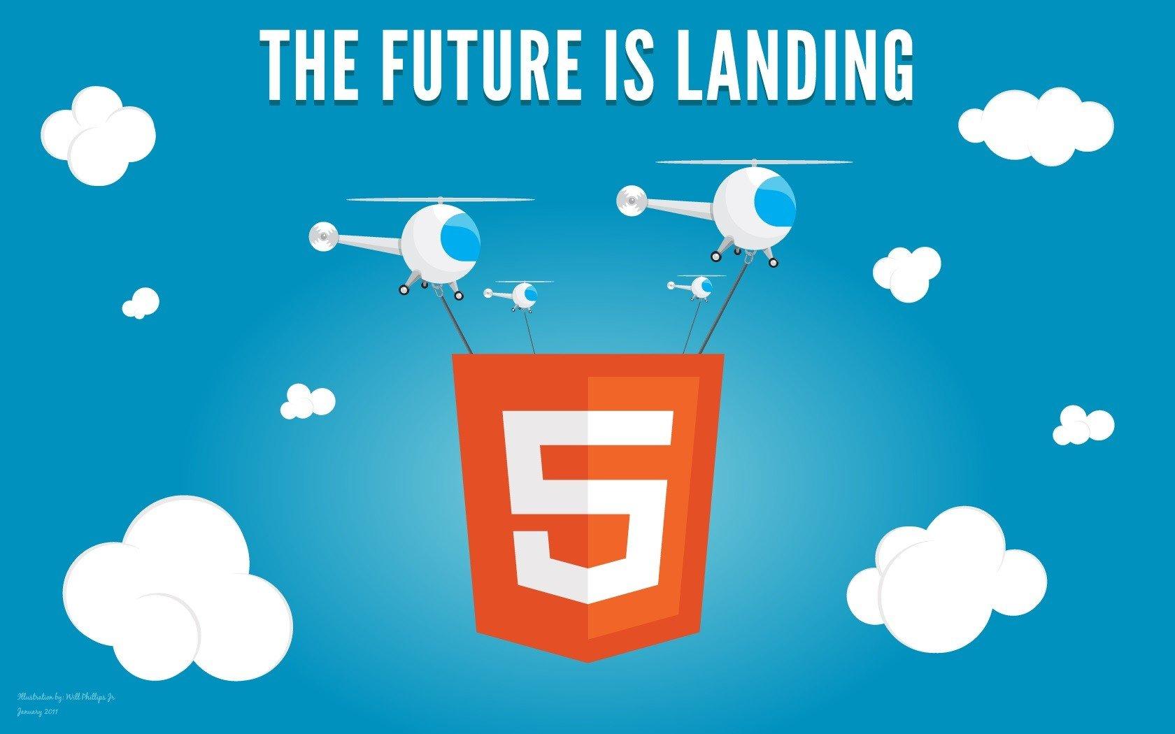 HTML5 là gì và những thay đổi mới của HTML5