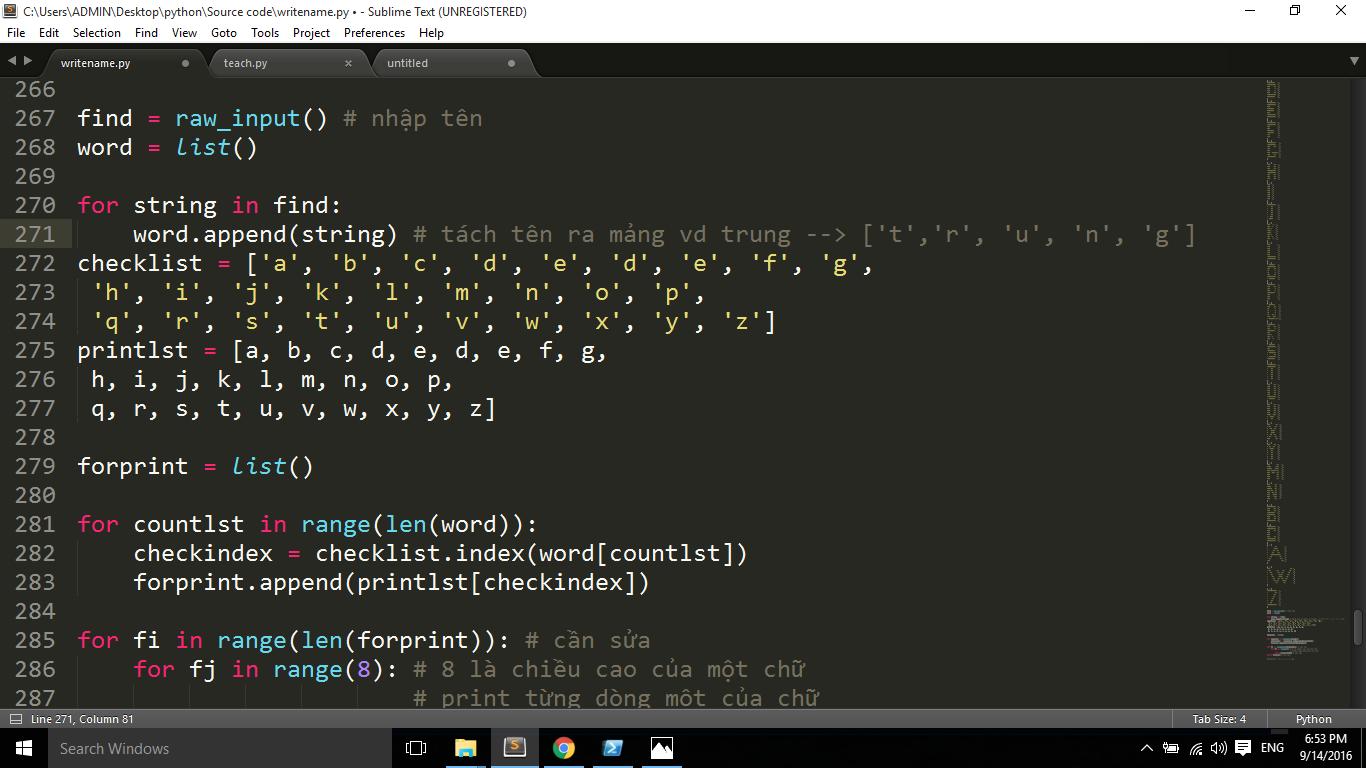 Print trong python - programming - Dạy Nhau Học
